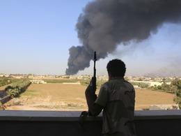 伊斯兰民兵武装包围美驻利比亚使馆