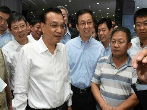 李克强许上海自贸区一个大未来