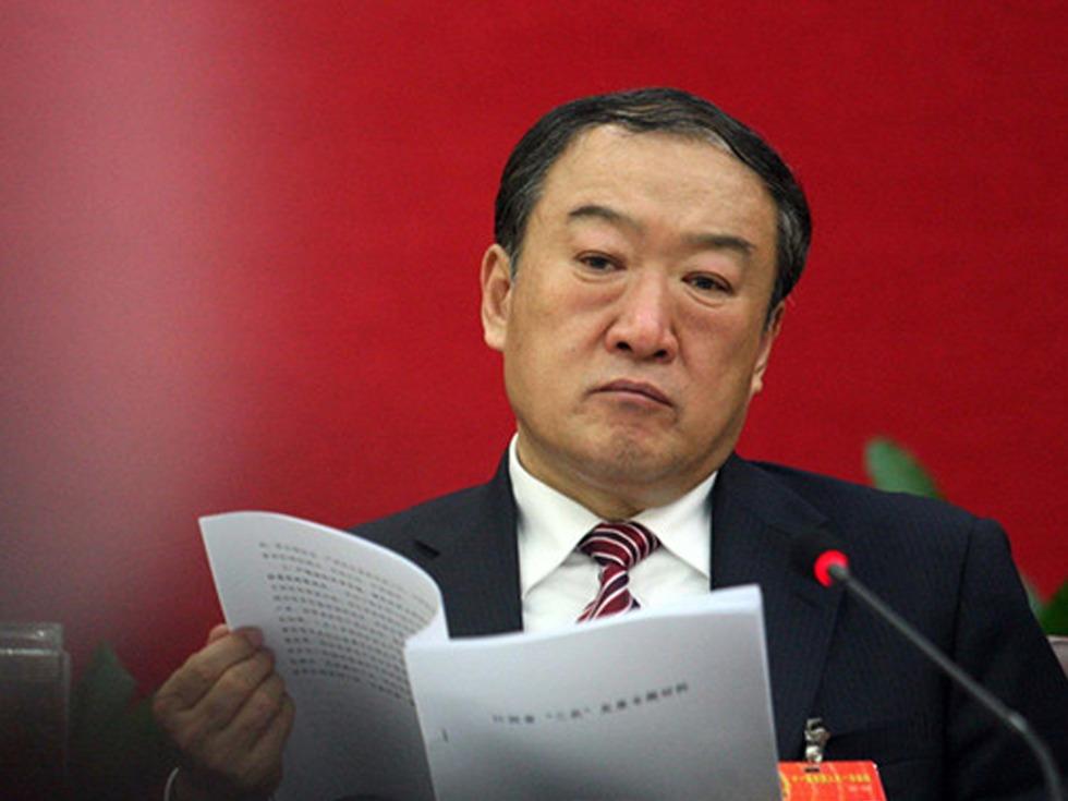 中国政协原副主席苏荣<br>被判无期徒刑