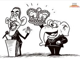 回音壁:奥巴马加冕大帝又何妨?