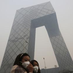"""造""""城市风""""吹雾霾<br>北京或做无用功"""