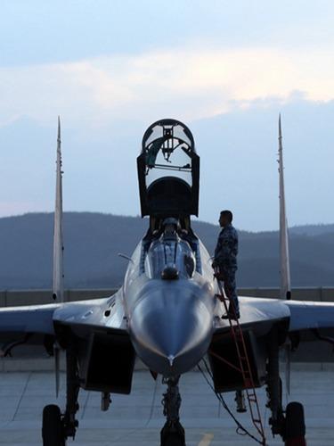 解放军空军中缅边境战斗巡逻