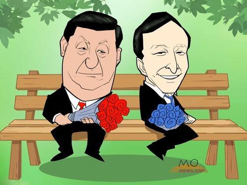 台媒曝国共两党正就朱习会做最后磋商