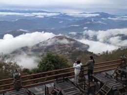 地震之前的尼泊尔美景
