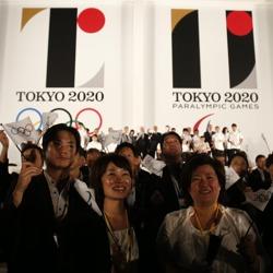 东京奥运标志陷抄袭丑闻 疑比利时剧场标志