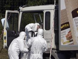 奥地利发现数十具偷渡尸体
