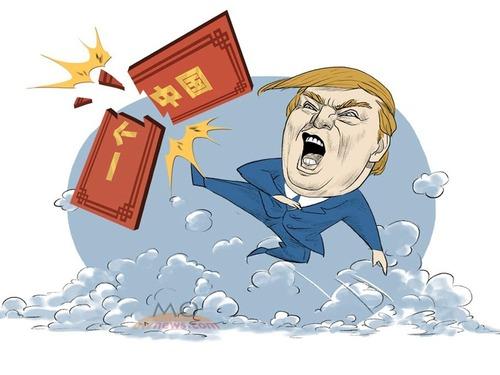 中国将反击特朗普新关税 报复行动就位
