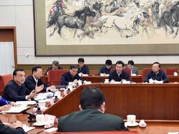 中共政治局开会暗示下一波人事异动