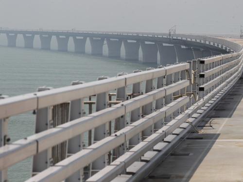 """香港政府回应"""" 港珠澳大桥质量报告造假"""""""