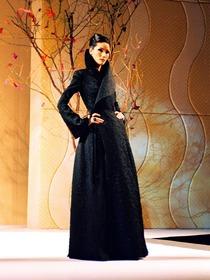 回看1990年代中国的时装模特[图集]