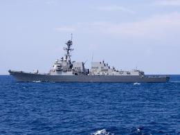 今日日媒:美舰巡航南海或招中国反制