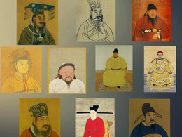 中国活到70岁以上皇帝:仅10人[图]