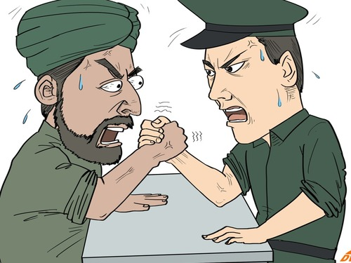 漫说:印度突然边境挑战中国