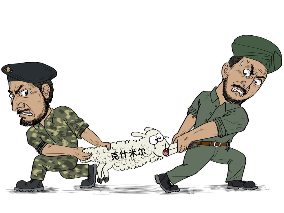 漫说:印巴突然爆发战争有中国影子?