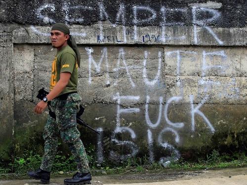 菲总统卫队遭百人袭击