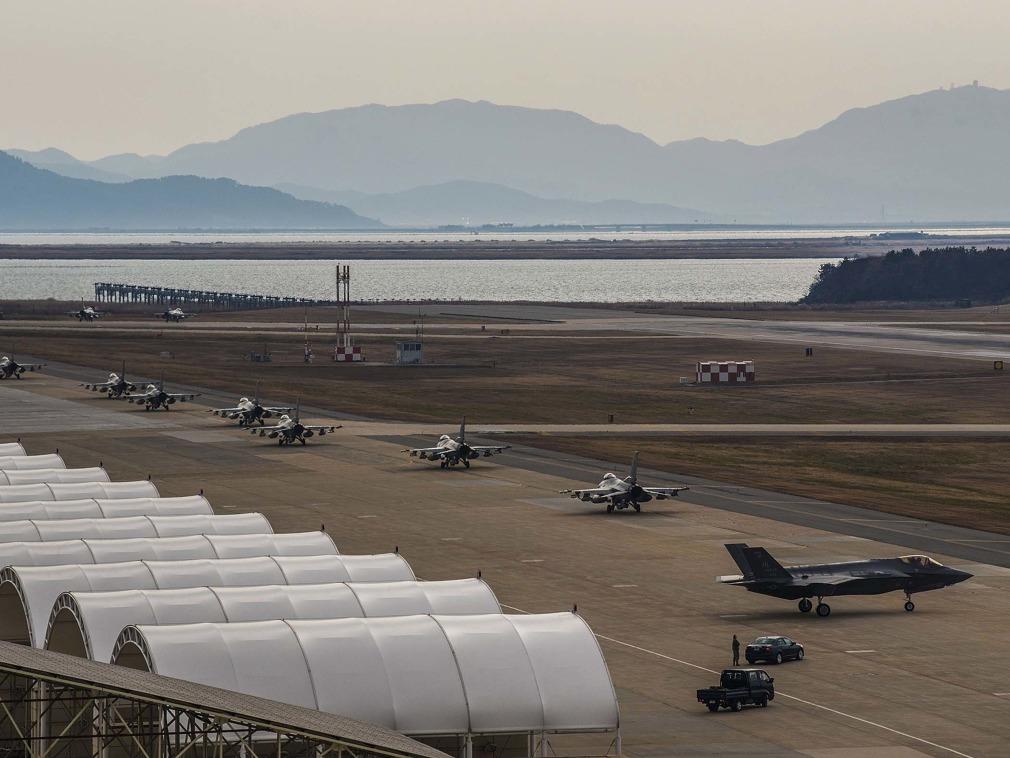 不只斩首小组?英媒曝美超级武器已对准朝鲜(图)