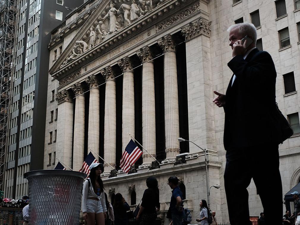 陆媒:贸易战威胁达顶峰 美股狂泻释放的危险信号