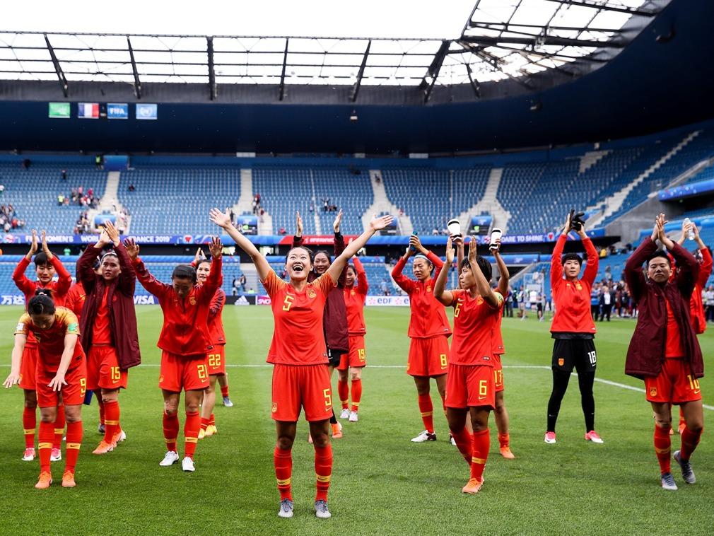 西班牙媒体称赞中国女足:她们和中国男足不一样[图集]