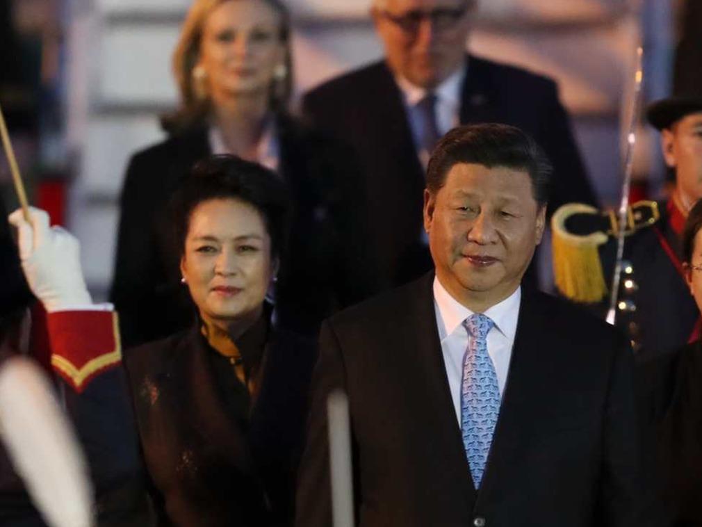 G20峰会习近平提三点希望北京舆论失声习特会|多维新闻网|中国
